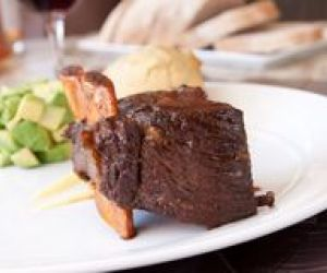 Desert Breeze Braised Short Ribs