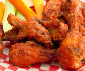 Flamethrower Hot Wings