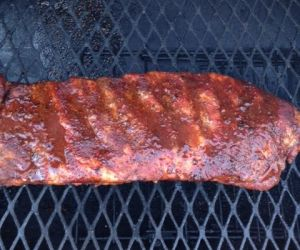Ribs And Dry Rub