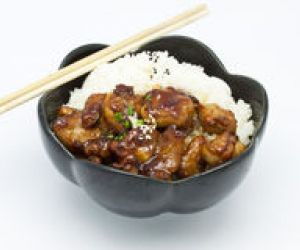 Teriyaki Chicken Delight