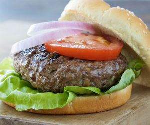 Ranch Flavored Burgers