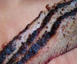 Southern Wet Rub Brisket