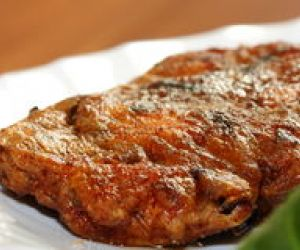 The Perfect steak Marinade